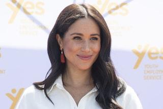 Meghan Markle, dopo il divorzio dai Royals vorrebbe diventare testimonial di moda