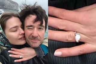Natalia Vodianova sposerà Antoine Arnault: l'anello di fidanzamento ha un enorme diamante incastonato