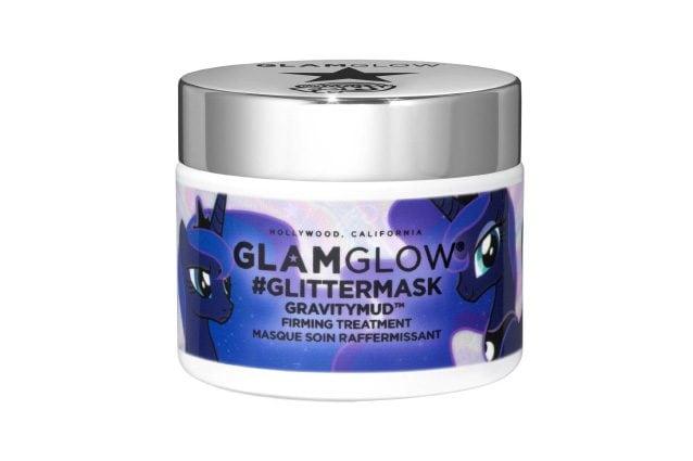 In foto: Maschera Rassodante #GLITTERMASK – Glamglow