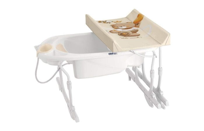 Vasca Da Bagno Neonato Con Supporto.Migliori Vaschette Per Il Bagnetto Le Piu Indicate Per Neonati E Bambini