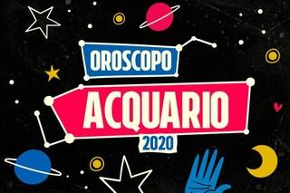 Oroscopo 2020 Acquario, le previsioni per il nuovo anno: calore estivo anche nel cuore