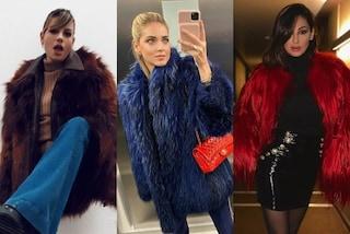 Pelliccia yeti, il cappotto più amato dalle star è il must-have dell'inverno 2020