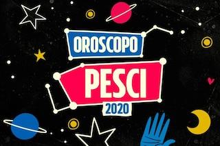 Oroscopo 2020 Pesci, le previsioni per il nuovo anno: pinne per terra e testa per aria
