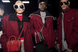 Tendenze moda per l'Autunno/Inverno 2020-21: frange e completi maschili alla Milano Fashion Week