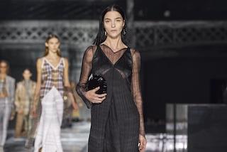 Mariacarla Boscono, la top model che a 40 anni incanta sulle passerelle