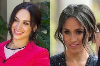 Christine, l'hostess identica a Meghan Markle: vuole essere la sua sosia ufficiale