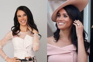 Doppelganger Challenge: la sfida social dedicata ai sosia famosi, da Meghan Markle alla Jolie