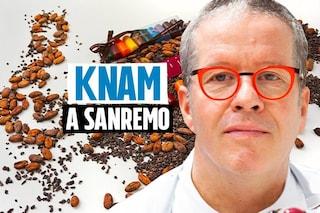 Knam assegna una pralina ai protagonisti di Sanremo 2020: lime per Diletta, peperoncino per Fiorello