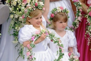 Le principesse di York da bambine: così Eugenie fa gli auguri di nozze alla sorella Beatrice