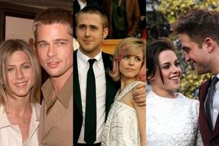 Ex famosi e nuovi dolci metà dello showbitz, le cinque coppie che più ci mancano