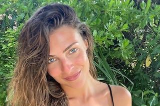 Cristina Chiabotto senza trucco, anche al naturale l'ex Miss Italia è sempre bellissima