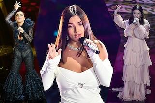 Quanto costano gioielli e abiti di Elettra Lamborghini a Sanremo: il valore dei look con diamanti