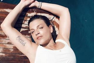 Emma Marrone, il significato dei tatuaggi della cantante