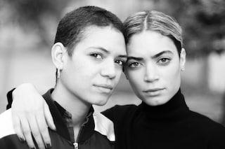 Fey Di Patrizi, la sorella di Elodie ha la sua stessa passione per i capelli corti e originali