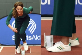 È di nuovo effetto Kate, tutte vogliono le sneakers della Middleton: in poche ore vanno in sold-out