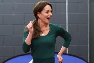 Kate Middleton, addio pose da principessa: ora corre e tira colpi di taekwondo