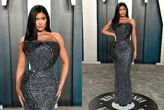 Kylie Jenner, il segreto dell'abito degli Oscar: era così stretto che le impediva di sedersi