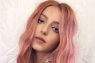 Capelli Rose Gold, il nuovo trend per la primavera 2020