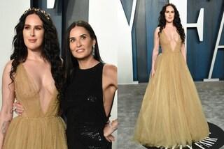 Rumer Willis è hot sul red carpet: la figlia di Demi Moore somiglia sempre più alla mamma