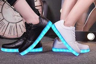 Le 15 migliori scarpe led del 2020