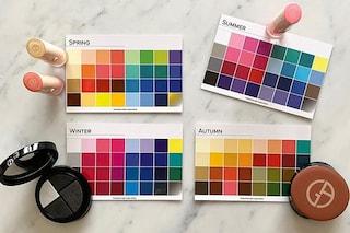 Armocromia e make up: la guida per truccarsi con i colori giusti