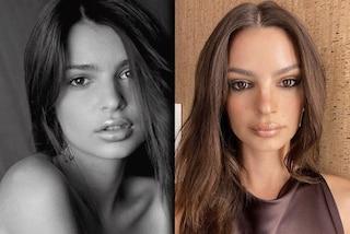 Emily Ratajkowski posta la foto di quando era ragazzina: a 17 anni era già bellissima