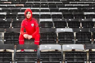 Khalida Popal, la lotta di una donna afghana ha la forma di un pallone da calcio