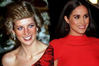 Meghan Markle e Lady Diana: 10 somiglianze di cui forse non vi eravate accorti