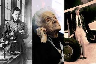 Da Marie Curie a Rita Levi Montalcini, cinque donne che hanno scritto la storia