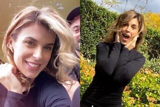 Elisabetta Canalis cambia look: passa al biondo e sfoggia un nuovo taglio