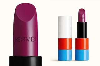 Hermès presenta la sua prima linea beauty: i rossetti ecosostenibili e ricaricabili