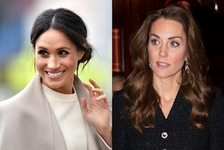 Meghan Markle torna a Londra, Kate Middleton la lascia sola e vola in Irlanda