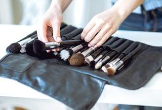 I migliori pennelli trucco per un make up perfetto