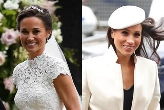 Pippa Middleton non invitò Meghan Markle al matrimonio, solo oggi si è scoperto il motivo