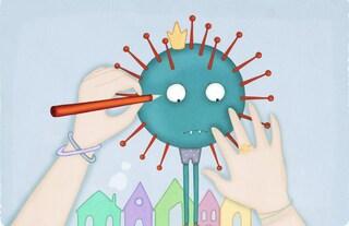 Storia di un Coronavirus, la favola che spiega ai più piccoli come affrontare questa emergenza