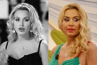 Valeria Marini ieri e oggi, com'è cambiata la showgirl dagli esordi al GF Vip