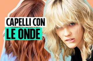 Come fare le onde ai capelli senza piastra e ferro: il metodo dell'hair stylist per le beach waves
