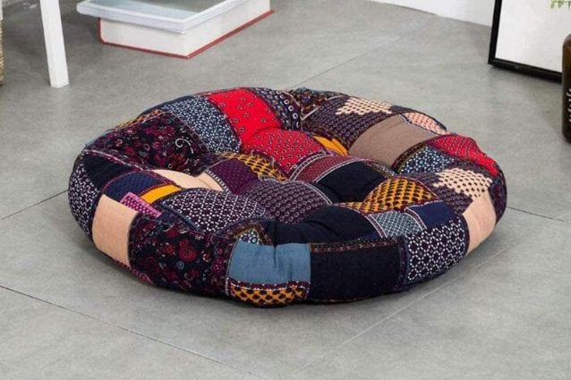Cuscino da Pavimento in Stile Bohémien