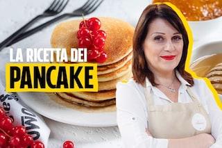 Come preparare i pancake a casa: la ricetta di Sonia Peronaci