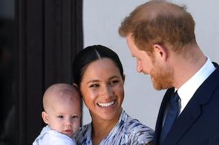 La prima Pasqua di Archie è in quarantena: Harry e Meghan organizzano una caccia alle uova in casa