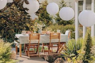 Come arredare un giardino senza spendere molto