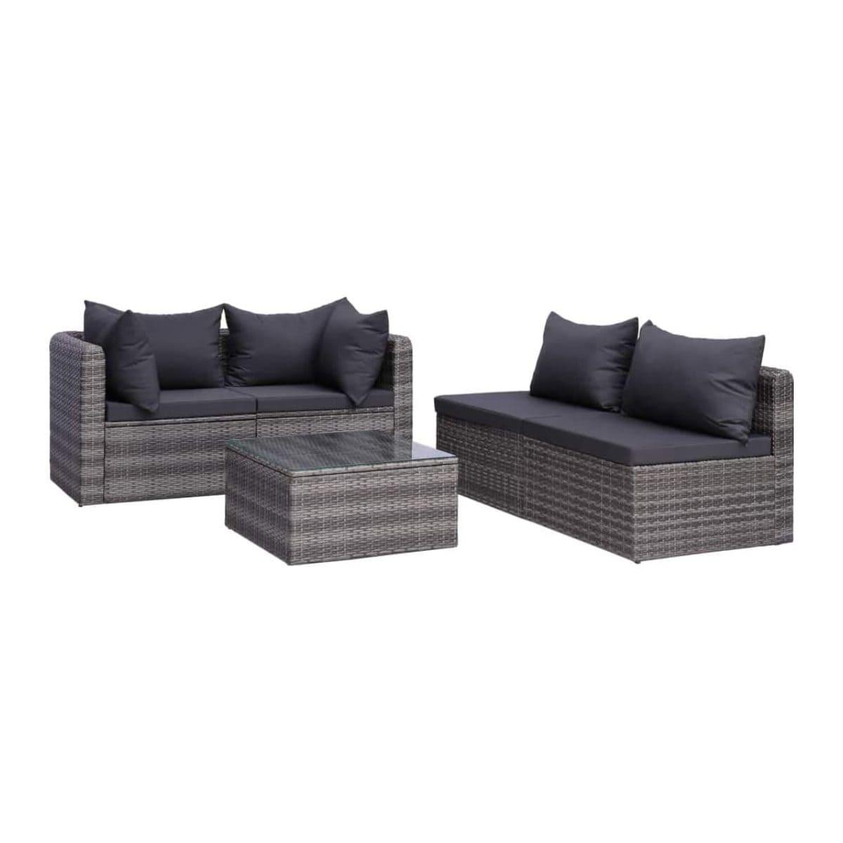 Cuscini Idrorepellenti Per Esterno i migliori divani da esterno per il giardino