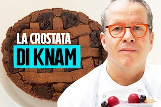 La ricetta della crostata al cioccolato: come preparare in casa il dolce di Ernst Knam