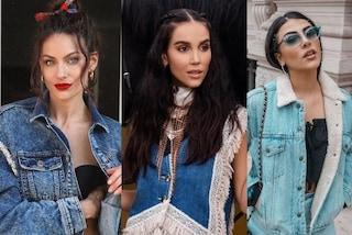 Ritorna la giacca di jeans anni '90: è il capo must-have della primavera 2020