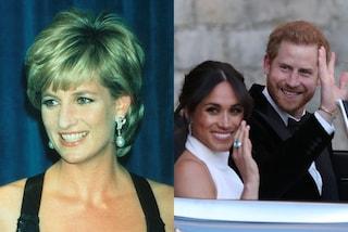 Lady Diana, il suo progetto segreto avrebbe ispirato l'addio ai Royals di Harry e Meghan