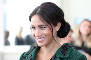 Meghan Markle, come è nato lo chignon spettinato: l'hairstylist rivela i segreti dell'acconciatura