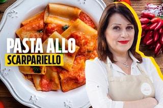 Come preparare la pasta allo scarperiello con la ricetta di Sonia Peronaci