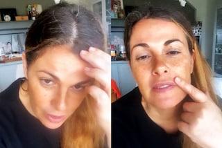 """Vanessa Incontrada, la crisi da quarantena: """"Ho la ricrescita e i baffi, che brutta"""""""