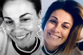 Vanessa Incontrada, quarantena senza trucco: in videochat sfoggia solo look acqua e sapone