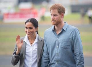 Harry e Meghan risarciscono la Royal Family: stanno restituendo i soldi spesi per Frogmore Cottage